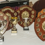All the trophys up for grabs