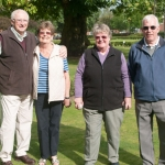 French Boule Pairs Final