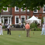 Croquet from distance (July '08)