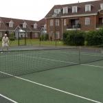 De Morgan - tennis 2 (June '08)
