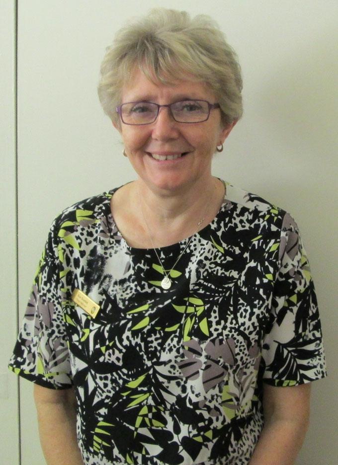 Susan Scarlett Park Place Village Manager