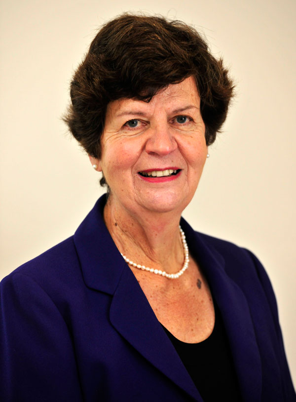 Christina Edwards CBE