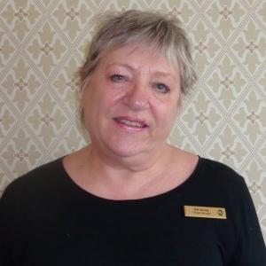 Gill Voizey Mayford Grange Village Manager