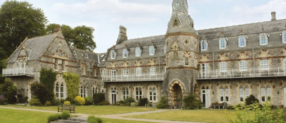 The Priory, Devon