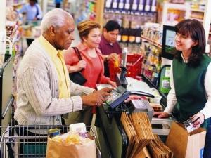 Encouraging older people to shop