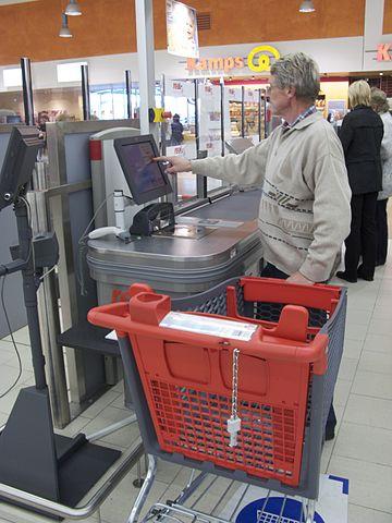 Support older shoppers