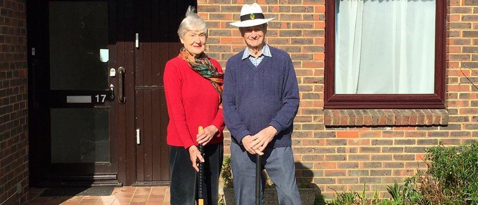 Pip & Jean Calvert; Elmbridge Village