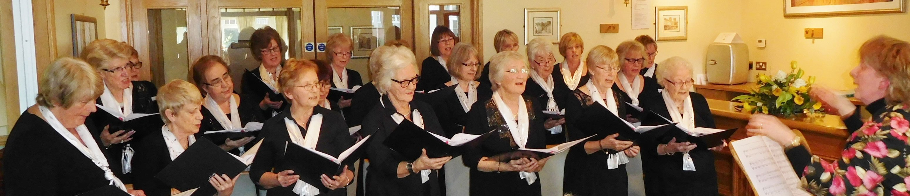 New Horizon Singers Blagdon Village